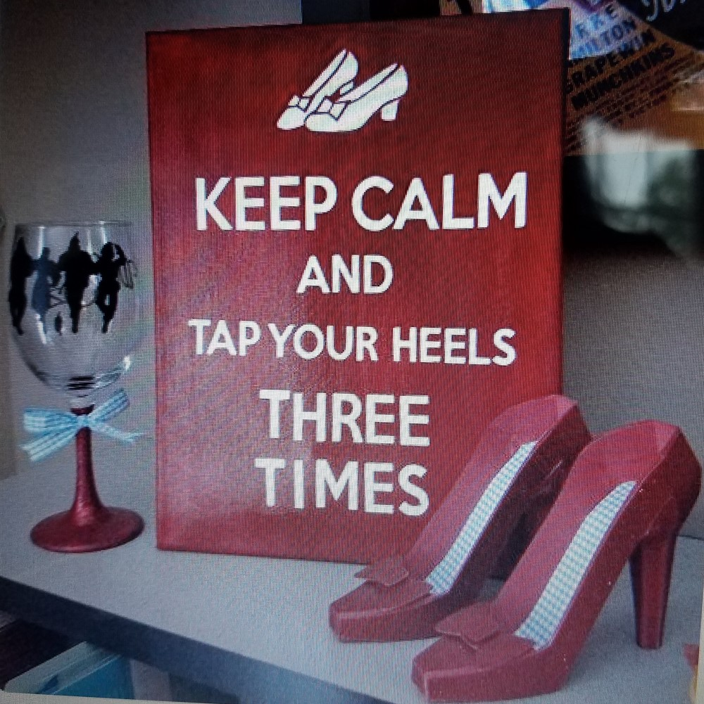Tap Your Heels Three Times